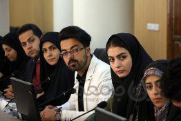 عکس  سومین جلسه مجمع مشورتی جوانان استان تهران تشکیل شد