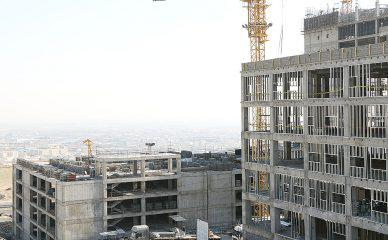 ساخت حرفه ای ترین بیمارستان کشور در تهران| ضد زلزله و مجهز به بهترین امکانات