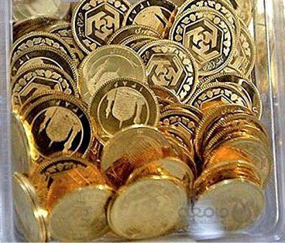 سکه طرح جدید ۳ میلیون و ۷۸۰ هزار تومان شد