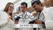 اختراع نرم افزاری در گوشی موبایل برای تشخیص تخمک گذاری زنان