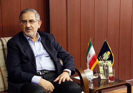دست راست جهرمی گزینه ذخیره شهرداری تهران!