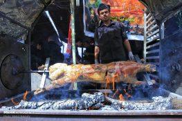 عکس   سنگ تمام عراقی ها  از کباب تا چنجه و مرغ و بره بریان