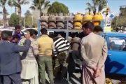 بی توجهی به پروژه های گازرسانی در زابل در آستانه فصل سرما/ مشکلات مردم در تهیه سیلندرگاز