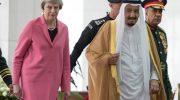 گاردین: انگلیس روحش را به آل سعود فروخته است!