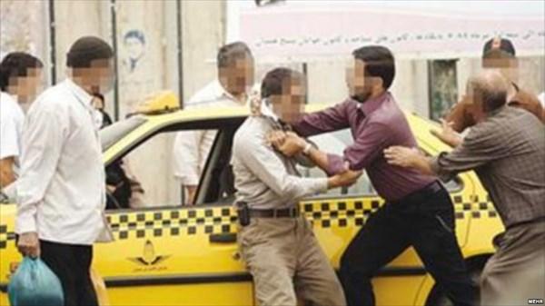 روزی ۲۹۰ تهرانی همدیگر را کتک زده و به دادگاه می روند