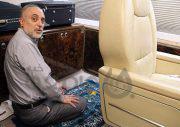 کسایی زاده/سفر به ترکیه و خاطره شب قدر در هواپیمای «وزیر امور خارجه»