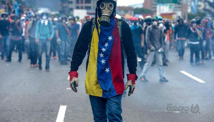 خیابان های ونزوئلا بازیچه دست ترامپ/ درخواست مادورو از گوایدو