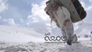 روزهای تلخ کولبران کردستان