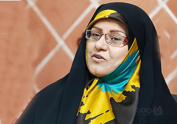 فرحناز رافع دبیر ستاد اقتصاد مقاومتی وزارت صنعت ،معدن و تجارت شد