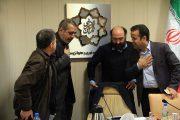 عکس  جلسه کمیته فنی مطالعات محیط زیستی پروژه های عمرانی شهرداری تهران