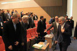 عکس| نهمین کنفرانس بین المللی نظام بودجه ریزی برمبنای عملکرد