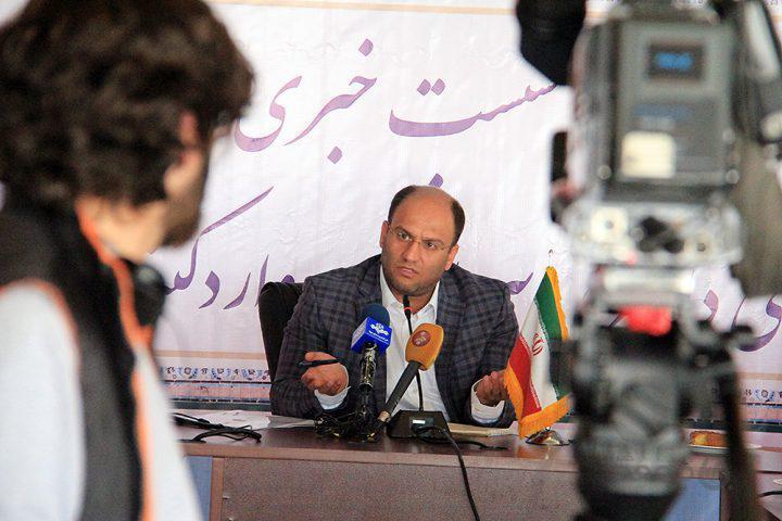 عکس| نشست خبری دبیر انجمن واردکنندگان خودرو