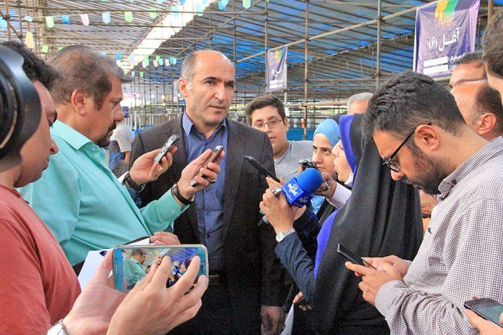 گوسفند زنده کیلویی ۴۷ هزار تومان| شهرداری تهران قربانی می کند
