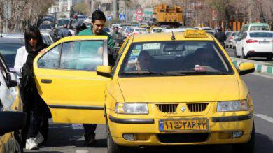 فشل و غیر حرفه ای عنوانی برای مدیریت در تاکسیرانی شهرداری تهران