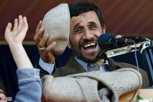 فیلم| احمدی نژاد سوپر استار شد
