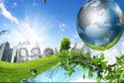 مراسم زنگ هوای پاک در مجتمع استثنایی ساریخانی