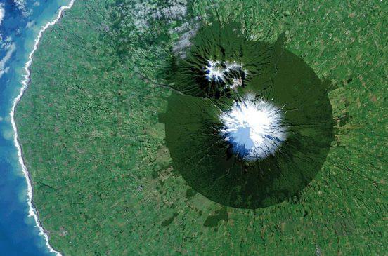 عکس| زمین از آسمان