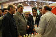 بازدید سرزده شهردار تهران از «یازدهمین جشنواره ارگانیک تهران»