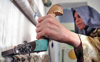 نامردی «روحانی» در حق قالیبافان ایرانی!
