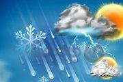 پیش بینی هواشناسی از ورود سامانه بارشی جدید به کشور