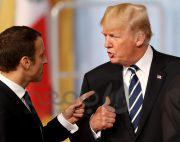 مداخله و خوشحالی ترامپ در اغتشاش داخلی فرانسه