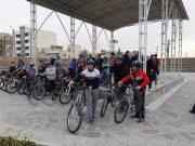 عکس| افتتاح خانه دوچرخه در شمیرانات