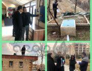 بازرسی ویژه از مرکز تحقیقات انرژی های تجدید پذیر منطقه یک تهران