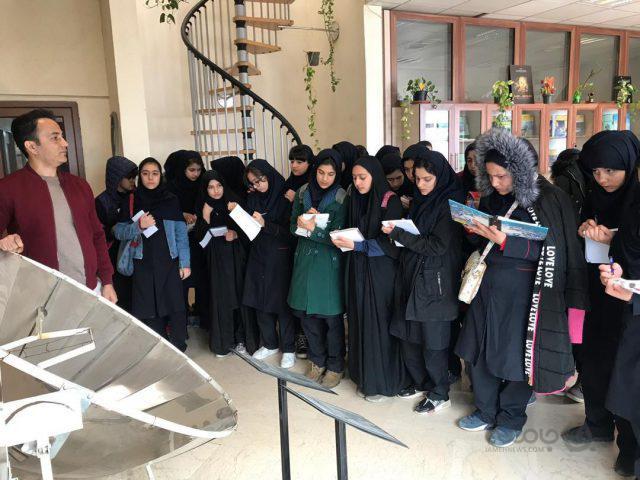 برگزاری کارگاه آموزش ترویج فرهنگ استفاده از انرژی های تجدید پذیر در منطقه یک تهران