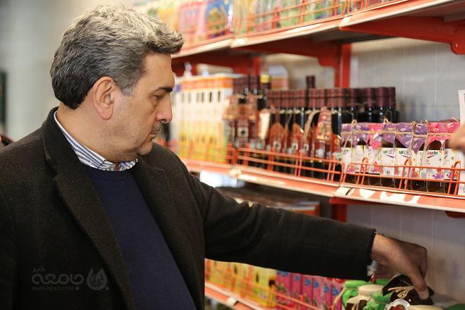 فیلم| تبریک شب یلدا شهردار به مردم تهران